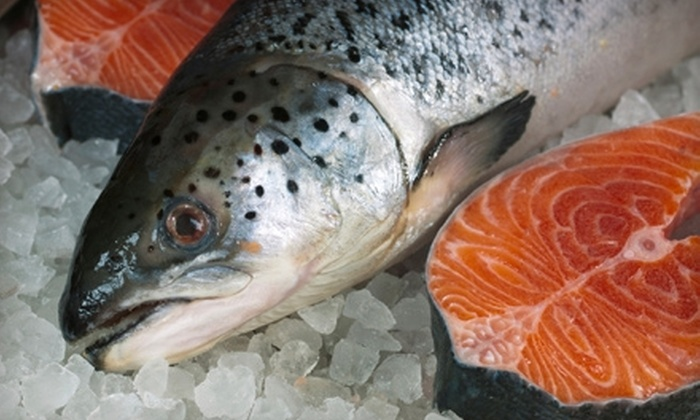PaPa Larry's Seafood - Orlando: $10 For $20 Worth of Fresh Seafood and Produce at PaPa Larry's Seafood