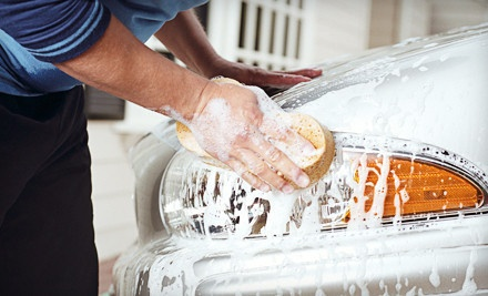 1 Ultimate Exterior Hand Wash (a $15 value) - Mill Valley Car Wash in Mill Valley
