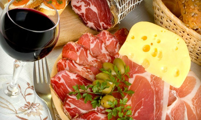 Zeppe's Italian Market - Old Farm: Pasta Meal, $10 for $20 Worth of Meats and Cheese, or $15 for $30 Worth of Meals at Zeppe's Italian Market in Naperville