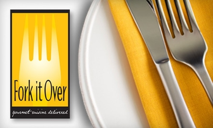 Fork it Over Catering - Cooper Young Community Association: $12 Dinner for Two at Fork It Over Catering ($27.31 Value)
