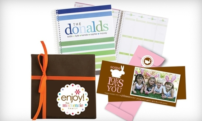 Erin Condren: $25 for $50 Worth of Stationery, Greeting Cards, and More from Erin Condren