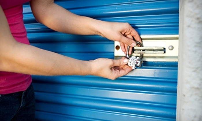 StorageOne - Multiple Locations: $20 for a One-Month Storage-Unit Rental at StorageOne (Up to $245 Value)