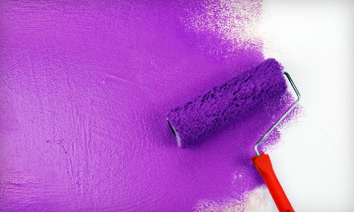 JRI Design/Build - 4: One- or Three-Room Paint Job from JRI Design/Build (Up to 73% Off)