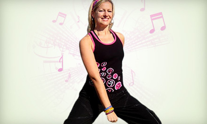 Zumba in Seabrook - Tiger's Den Martial Arts and Fitness: 10 or 20 Classes at Zumba in Seabrook (Up to 75% Off)