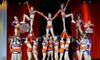 Altitude Cheer and Tumble - Multiple Locations: One-Month Kids' Cheerleading Class Packages at Altitude Cheer and Tumble in Arlington or Keller (Up to 64% Off)