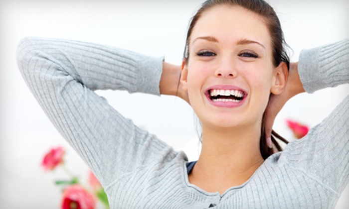 Queens Family Dental - Multiple Locations: Dental-Exam Package or Zoom! Teeth Whitening at Queens Family Dental