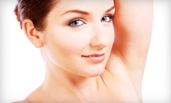 All In One Laser - Watertown: $99 for Three Laser Hair-Removal Sessions at All In One Laser in Watertown (Up to $600 Value). Choose from 11 Areas.