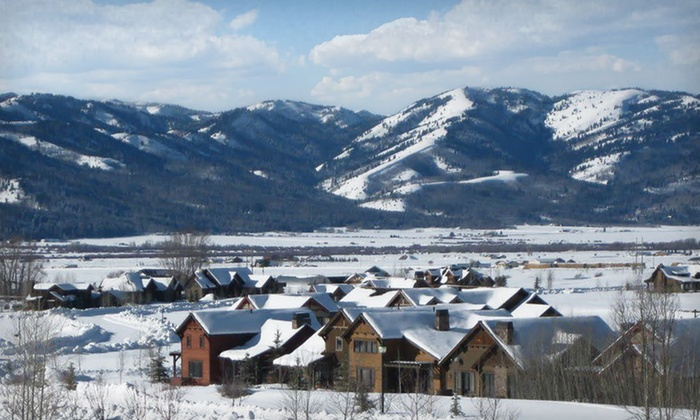 Teton Springs Lodge & Spa - Victor: Two- or Five-Night Stay in a Suite or Cabin at the Teton Springs Lodge & Spa in Idaho
