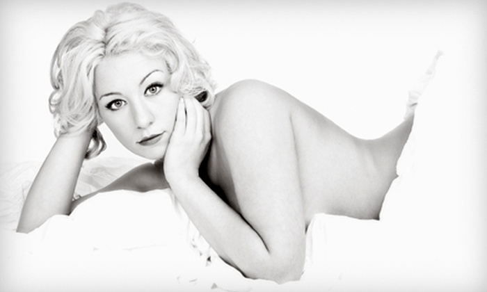 Infinity Photography & Design - Millwood: $49 for a One-Hour Boudoir Photo Session and Print Package at Infinity Photography & Design ($197 Value)