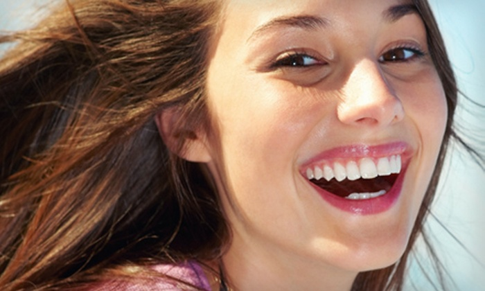 SunBright Tanning Salon - Bloom Crossing: $65 for a Laser Teeth-Whitening Session at SunBright Tanning Salon in Manassas Park ($149 Value)