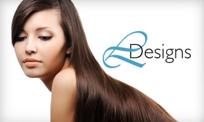 L Designs - Simsbury: $20 for $40 Worth of Salon Services at L Designs