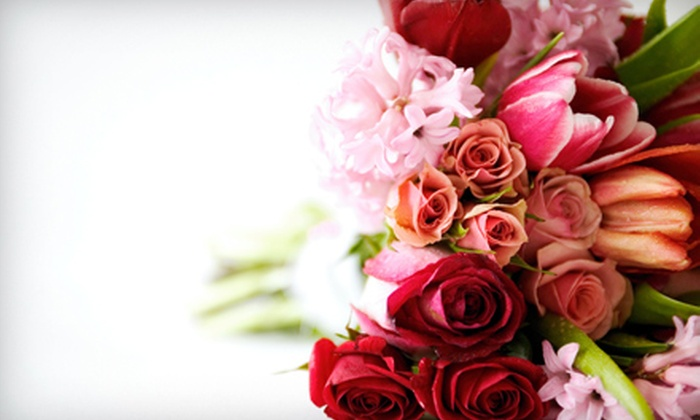 Bloom Flowers and Gifts - Bellmont/Hillsboro: $50 for $100 Worth of Flowers Plus Delivery or $25 for $50 Worth of Flowers at Bloom Flowers and Gifts