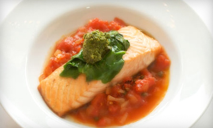 Fifty South - North Ballston Spa: $20 for $40 Worth of Local American Fare at Fifty South in Ballston Spa