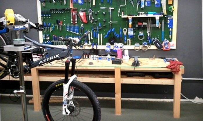 Backdrop Sports - Seattle: $35 for a Full Bicycle Tune-Up at Backdrop Sports in Everett ($69.99 Value)