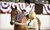 Nicholas Villa Stables - North Stonington: $40 for a One-Hour Horseback-Riding or Cart-Driving Experience at Nicholas Villa Stables in North Stonington ($80 Value)