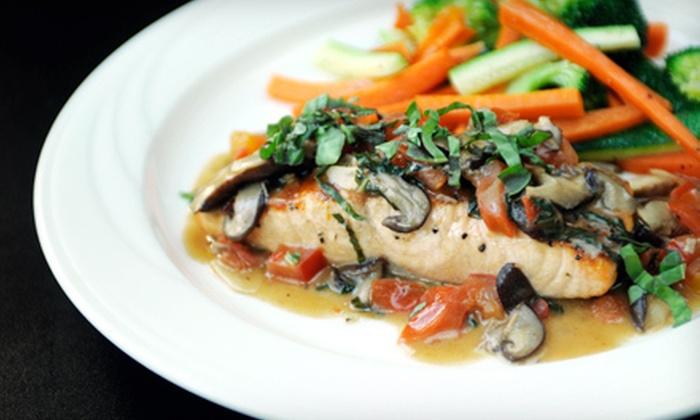 Vivoli Café & Trattoria - Multiple Locations: $20 for $40 worth of Italian Cuisine at Vivoli Café & Trattoria
