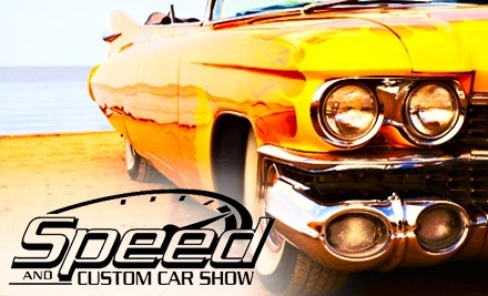 Speed and Custom Car Show from March 25-27 at the Western Fair Entertainment Centre - Speed and Custom Car Show in London