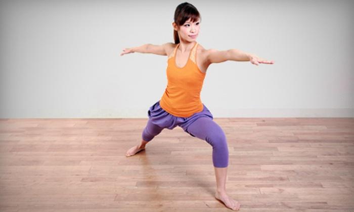 Hot Yoga Massapequa - East Massapequa: $59 for 10 Bikram Yoga Classes at Hot Yoga Massapequa (Up to $160 Value)