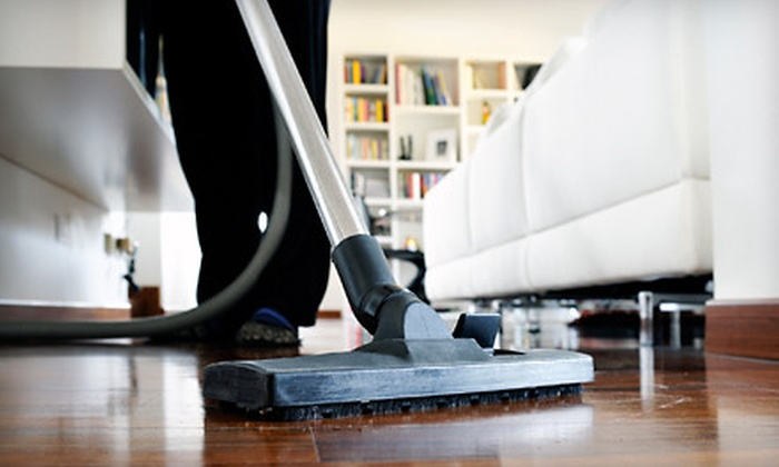 Cleaning Connection - Urban Estates: $69 for Three Man-Hours of General Cleaning from Cleaning Connection ($140 Value)