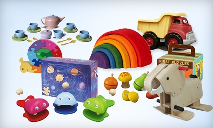 Earth Child - Sebastopol: $15 for $30 Worth of Eco-Friendly Toys, Clothes, and More at Earth Child in Sebastopol