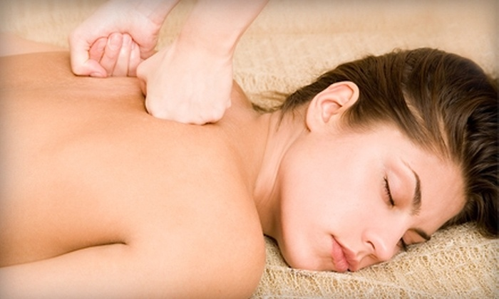 UpZen Health - Sandy: $40 for Massage at UpZen Health in Sandy ($95 Value)