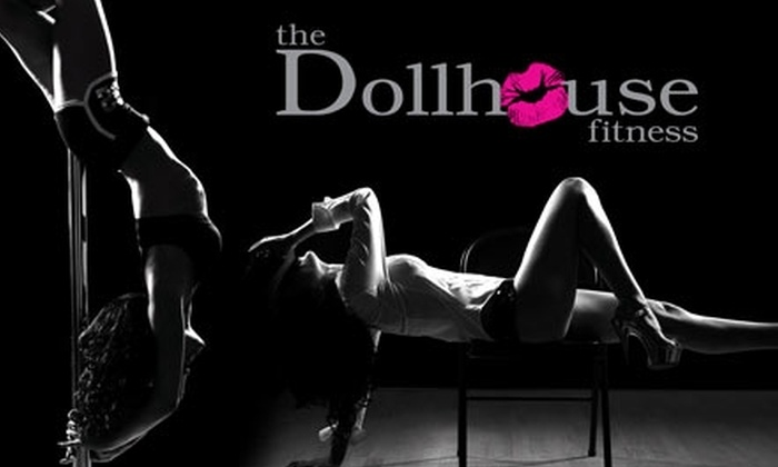 The Dollhouse Fitness - Encinitas: $20 for Two Sultry Classes Plus Shoe Rental at The Dollhouse Fitness ($65 Value)
