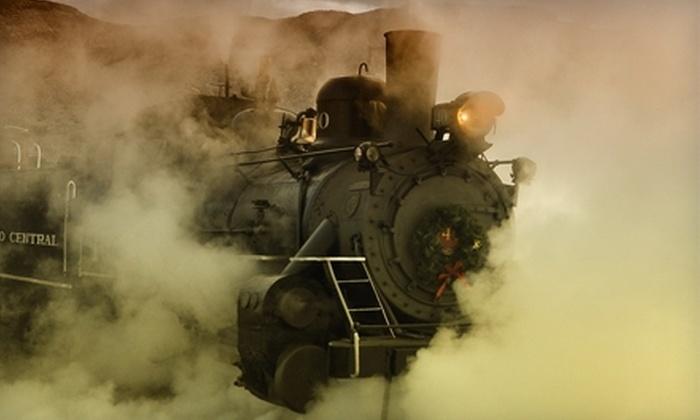 Colorado Railroad Museum - Golden: $40 for Family Premium Membership to Colorado Railroad Museum in Golden ($80 Value)