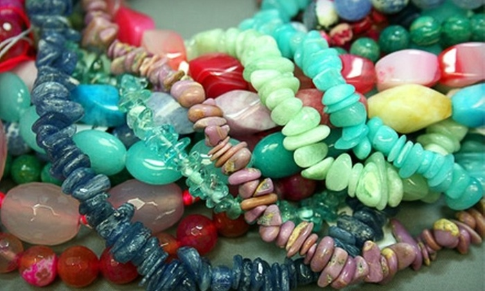 Beadoholique Bead Shop - Cypress: $10 for a Basic Stringing Beading Class at Beadoholique Bead Shop ($20 Value)