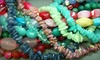 Beadoholique Bead Shop - Multiple Locations: $10 for a Basic Stringing Beading Class at Beadoholique Bead Shop ($20 Value)