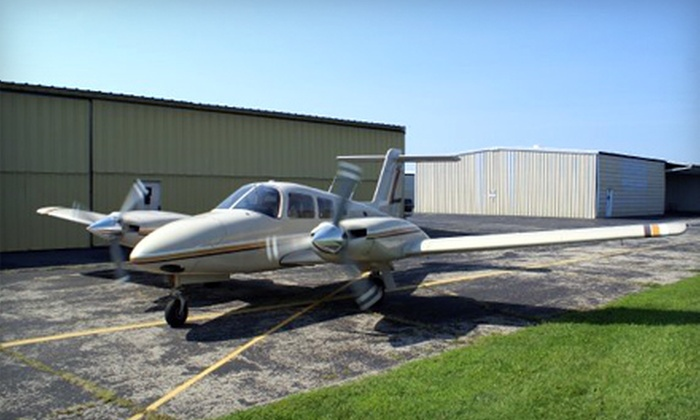 NexGen Aviation - Lexington-Fayette: $68 for a Discovery-Flight Package with Ground Training and Logbook from NexGen Aviation ($136.50 Value)