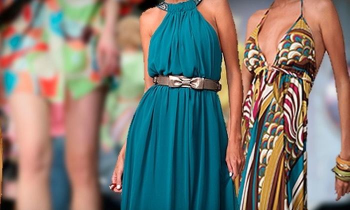 Moda Mia Fashion - San Antonio: $30 for $65 Worth of Women's Apparel and Accessories at Moda Mia Fashion