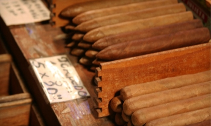 Mi Casa Cigar - Little Elm: $15 for $30 Worth of Cigars and Accessories at Mi Casa Cigar in Frisco