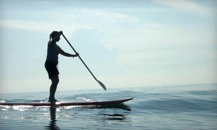 Paddleboard New Smyrna Beach - Multiple Locations: One- or Two-Hour Kayak or Paddleboard Rental for One or Two at Paddleboard New Smyrna Beach (Up to 56% Off)