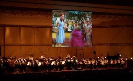 Oz with Orchestra at the Saroyan Theatre on Sat., Oct. 29 at 2:30PM: Reserved Seating - Oz with Orchestra in Fresno