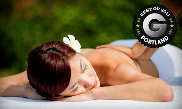 The Ultimate Tan & Med Spa - Multiple Locations: 60- or 90-Minute Therapeutic Massage at The Ultimate Tan & Med Spa (51% Off). Six Locations Available.