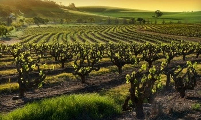 Comfort Inn, Calistoga - Calistoga: $130 for a One-Night Stay for Two with Winery Passes and Dining Credit at Comfort Inn, Calistoga ($259 Value)
