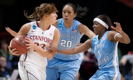 The University of North Carolina Women's Basketball at Carmichael Arena on Select Dates: Reserved Seating - The University of North Carolina Women's Basketball in Chapel Hill