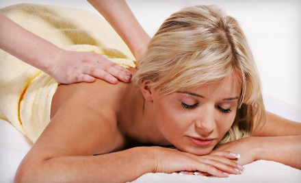 60-Minute Swedish Massage (a $60 value) - Tinker Massage and Day Spa Studio in Oklahoma City