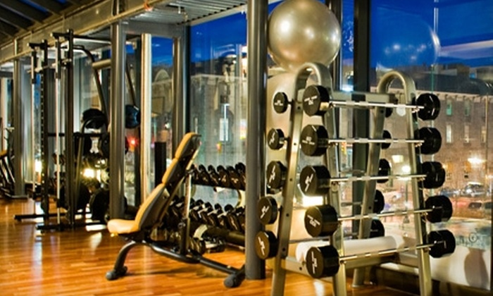 Soma Health & Fitness Club - Byward Market - Parliament Hill: $49 for a One-Month Membership to Soma Health & Fitness Club (Up to $129.95 Value)