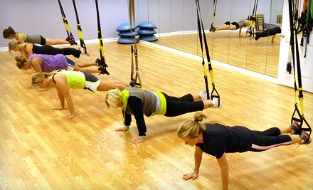 10 TRX Suspension Classes (a $120 value) - Synergistic Bodies in Savannah