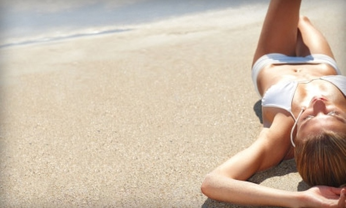 Solar Bliss Tan Spa - Altoona: $15 for Spray Tan at Solar Bliss Tan Spa ($30 Value)