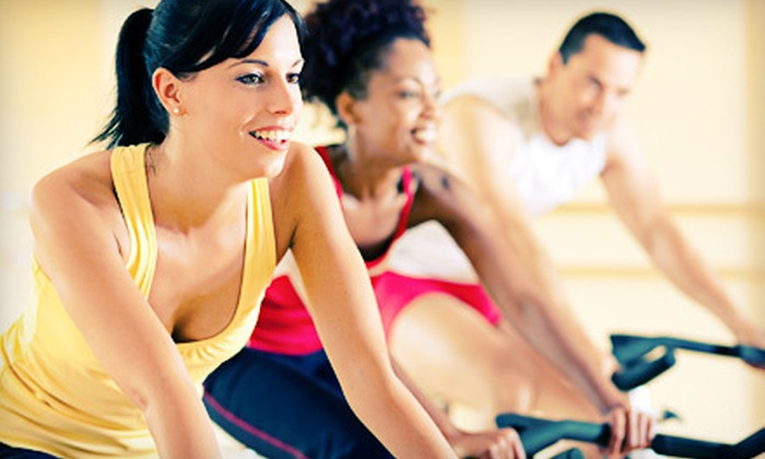 Pryor Creek Recreation Center - Rolling Hills: 6 or 12 Yoga, Pilates, Cycling, or Other Group Fitness Classes at Pryor Creek Recreation Center (Up to 54% Off)