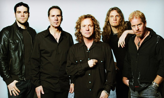 Crystal Grand Music Theatre - Lake Delton: $15 for a Ticket to Night Ranger at the Crystal Grand Music Theatre in Wisconsin Dells ($30.83 Value)