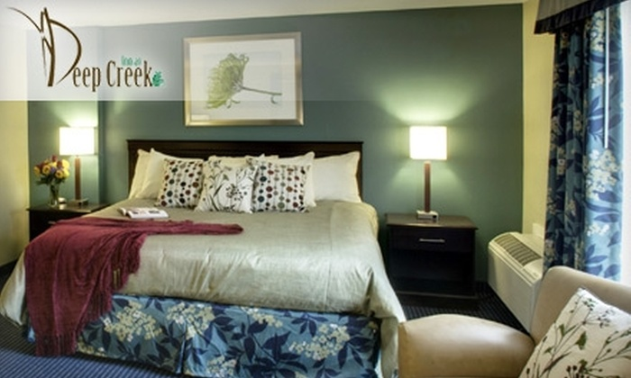 Inn at Deep Creek - 7, East Oakland: $75 for a One-Night Stay at the Inn at Deep Creek in Oakland (Up to $189 Value)