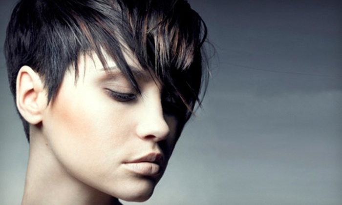 Salon Via - Johns Creek: $50 for $125 Worth of Services at Salon Via in Johns Creek