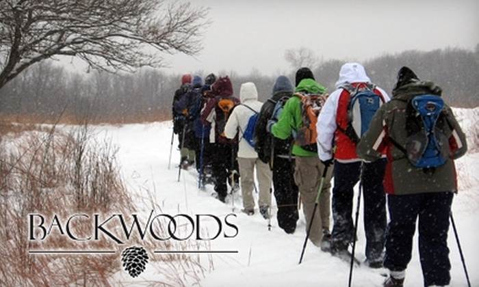Backwoods - Hill Country Galleria: $15 for $30 Worth of Outdoor Apparel and Equipment at Backwoods in Bee Cave