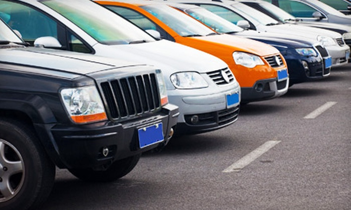 Symphony Garage - Fenway - Kenmore - Audubon Circle - Longwood: $137 for One Month of Unlimited Parking and Valet Service at Symphony Garage ($275 Value)