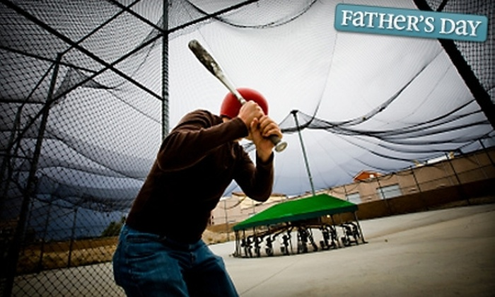 Better Baseball - Fair Oaks: $10 for Swing Analysis and One Hour of Batting-Cage Time at Better Baseball in Marietta ($25 Value)