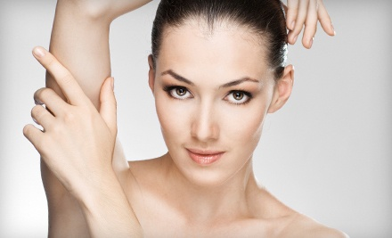 6 Laser Hair-Removal Treatments on the Chin, Lip, Sideburns, or Sternum - Enlighten Laser Services in Airdrie