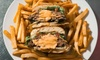 Up to 26% Off Burgers and Fries at Juicy Lucy's